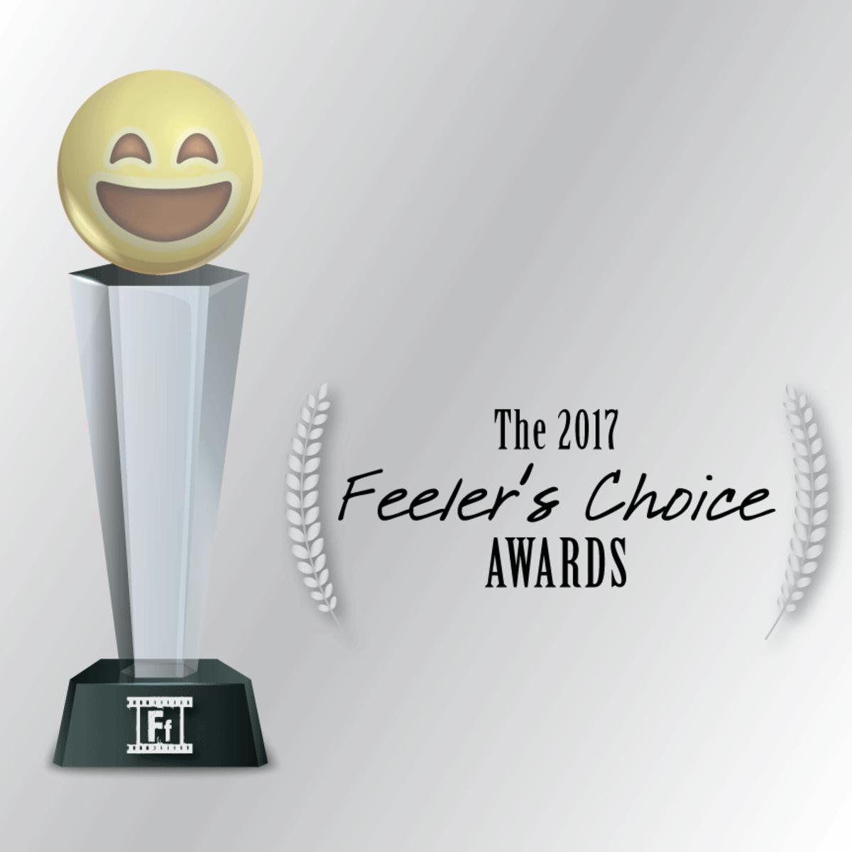 2017 Feeler's Choice AwardsBallot